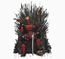 Deadpool Game of Thrones by sonicdude242
