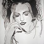 Helena Bonham Carter by Colin  Laing