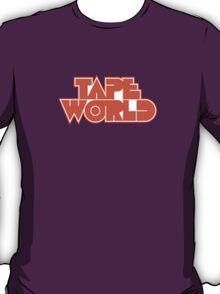 Retro Tape World T-Shirt