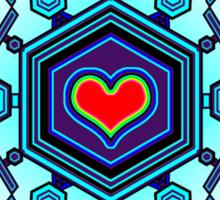 Love Crystal Sticker