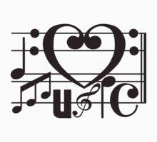 I LOVE MUSIC by auraclover
