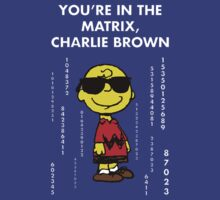 You're in the Matrix, Charlie Brown by Nicky Spencer