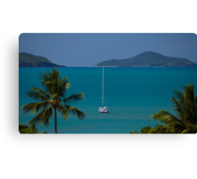 Postcards from Paradise - Airlie Beach QLD Canvas Print