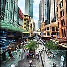 Pitt Street Mall by andreisky
