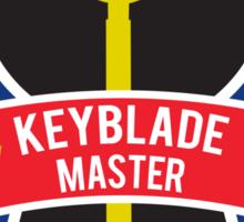 Keyblade Master Sticker