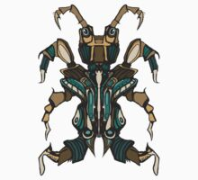 Beetle Armor by krrrpow