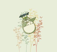 My Neighbor Totoro #2 by juns