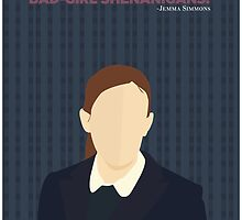 Jemma Simmons by madhatters