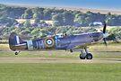 Spitfire VB Scramble - Shoreham Airshow 2013 by Colin J Williams Photography