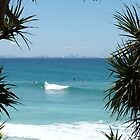 Surfers Paradise Framed by FangFeatures