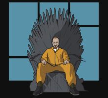 Game of Agent White by RocketmanTees