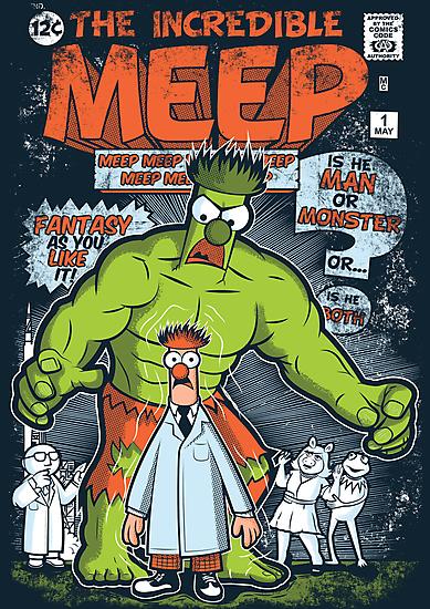 Incredible Meep by Scott Weston