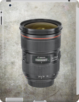 Lens for photographer by Marlen