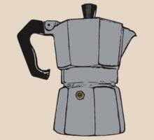 coffeepot by Logan81