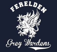 Ferelden Grey Wardens - Dragon Age by firlachiel