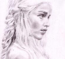 Daenerys Targaryen by PashArts