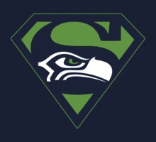 Super Seahawks by AWESwanky