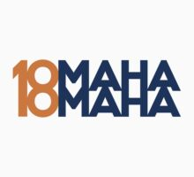Omaha Payton Manning T-Shirt by typeo
