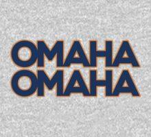 Omaha Omaha (Denver Tee) by typeo
