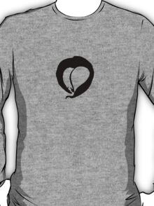 Ink Heart in Red T-Shirt