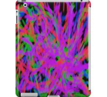 The Jazz Abstract Painting iPad Case/Skin