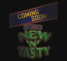 New 'N' Tasty! by Christian Clarke