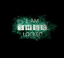 i am sherlocked by Kamholz