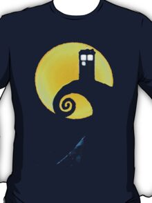 The Tardis Before Christmas T-Shirt
