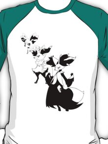 Fennekin Evolution Line T-Shirt