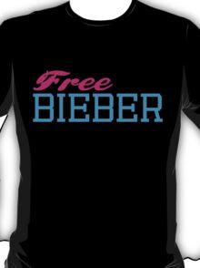 Free Bieber Shirt T-Shirt