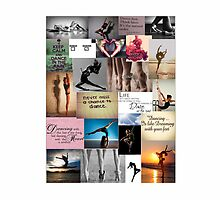 The Ultimate Dancer's Phone Case by JAdrianDesigns