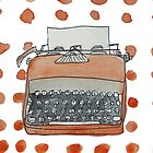 Terrific Typewriter by irenelam