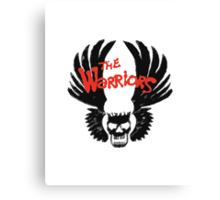 THE WARRIORS gang symbol Canvas Print