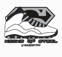 Kicks of Steel Kids Clothes