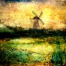 Turning Windmill by Sarah Vernon