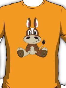 Cute Cartoon Horse T-Shirt