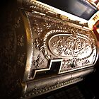 Antique Cash Register by Carmel Abblitt
