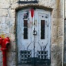 Jerusalem Doors 1 by Igor Shrayer