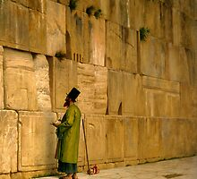 J.L. Gerome - The Wailing Wall by TilenHrovatic