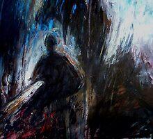 Altered, Murder Scene by Cameron Hampton