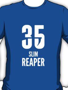 Kevin Durant shirt, Slim Reaper tshirt, KD tshirt, KD35 tshirt, NBA OKC Thunder t-shirt, NBA Oklahoma City Thunder t-shirt, basketball apparel T-Shirt
