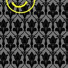 Sherlocks own wallpaper by RocketmanTees