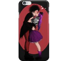 Goth Valentine iPhone Case/Skin
