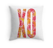 XO Throw Pillow