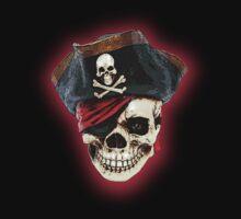 pirate skull by redboy