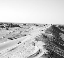 Cold dune by markpots