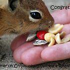 Chipmunk's Best Friend by WolfPause