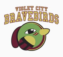 Violet City Bravebirds T-Shirt