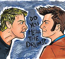 Do You Hear The Drums? by Justin Jones