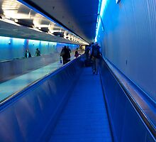 Travelator 1 by Jack Bridges